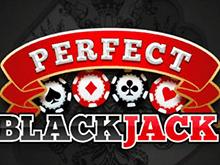 Азартный игровой онлайн автомат Perfect Blackjack
